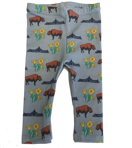 Buffalo Poppies Baby and Kids Leggings