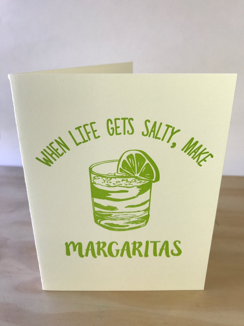 When Life Gets Salty Make Margaritas