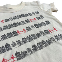 Kids' Ivory Victorian Bridges Tee