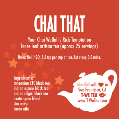 Chai That - Black Tea