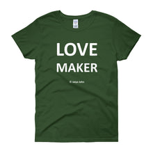 Love maker (colors) white letters
