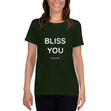 BLISS YOU - Gildan 5000L Ladies Heavy Cotton Short Sleeve T-Shirt