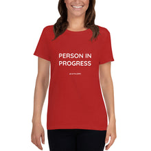 PERSON IN PROGRESS - Gildan 5000L Ladies Heavy Cotton Short Sleeve T-Shirt