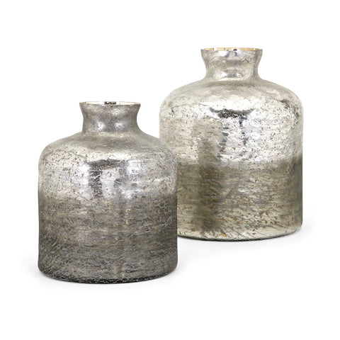 Zaara Ombre Vases Set of 2