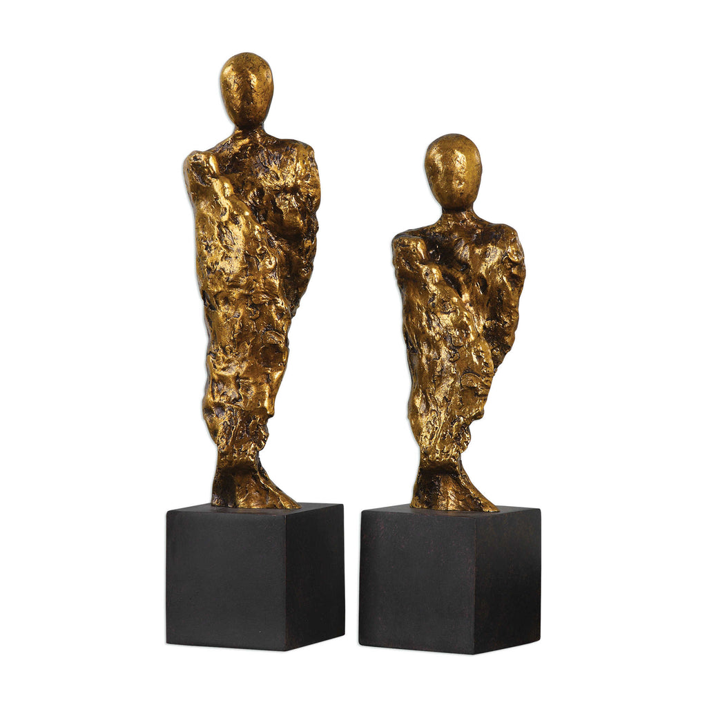 Ruggiero Sculpture set of 2