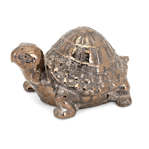 Trudy Metallic Turtle