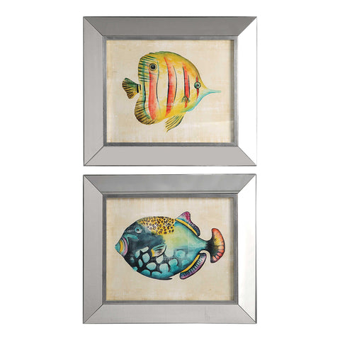 Aquarium Fish Set of 2