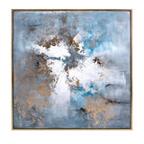 Celestial Framed Oil Painting - Artifice Store