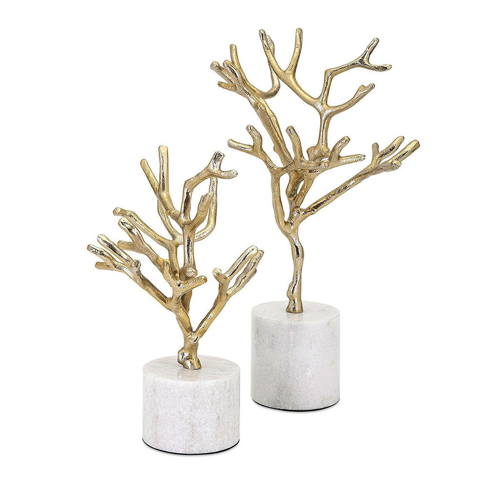 Concepts Eden Trees on Marble Base Large.