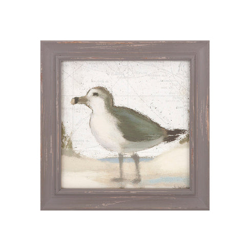 Sea Bird Wall Decor - Ast 4