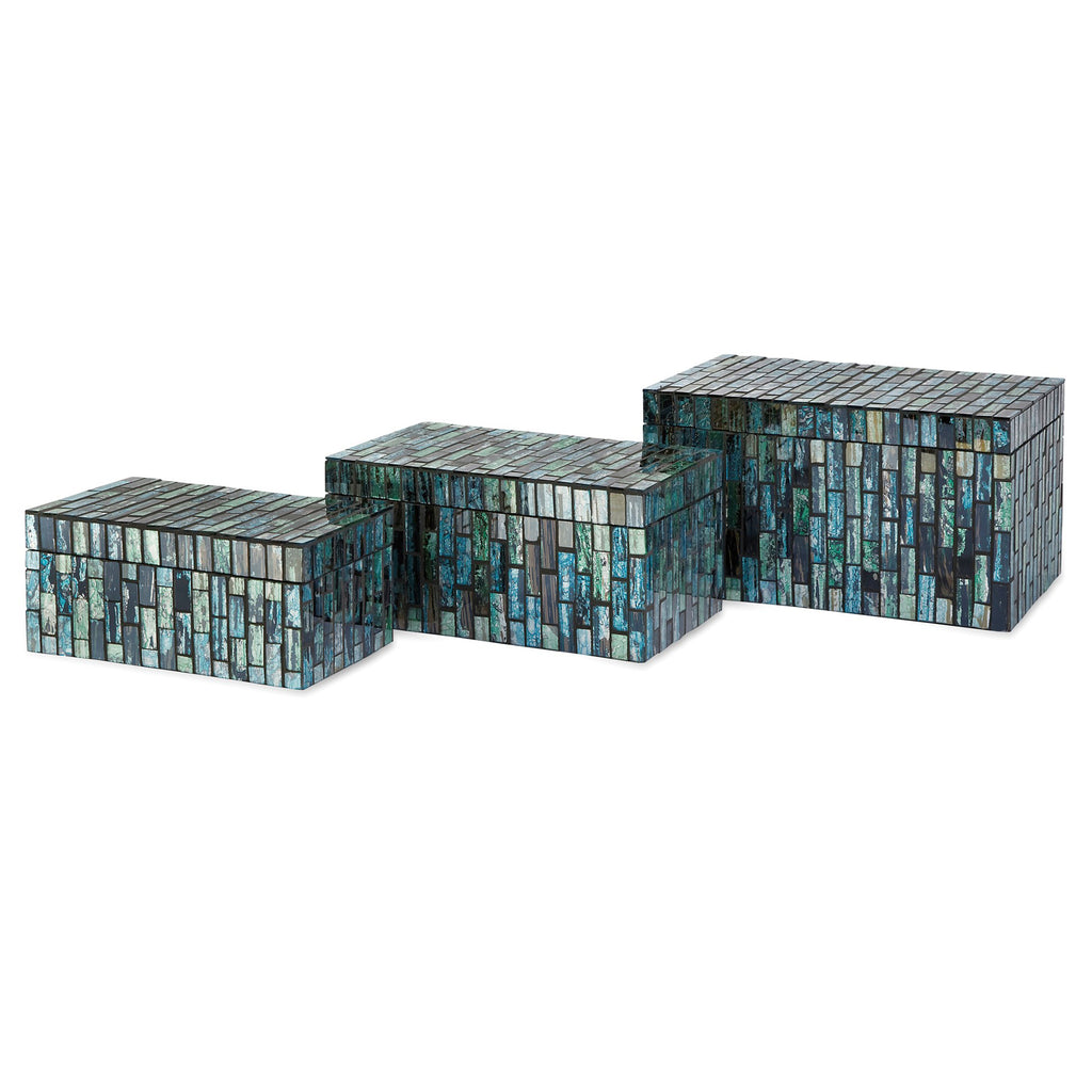 Aramis Mosaic Boxes Set of 3