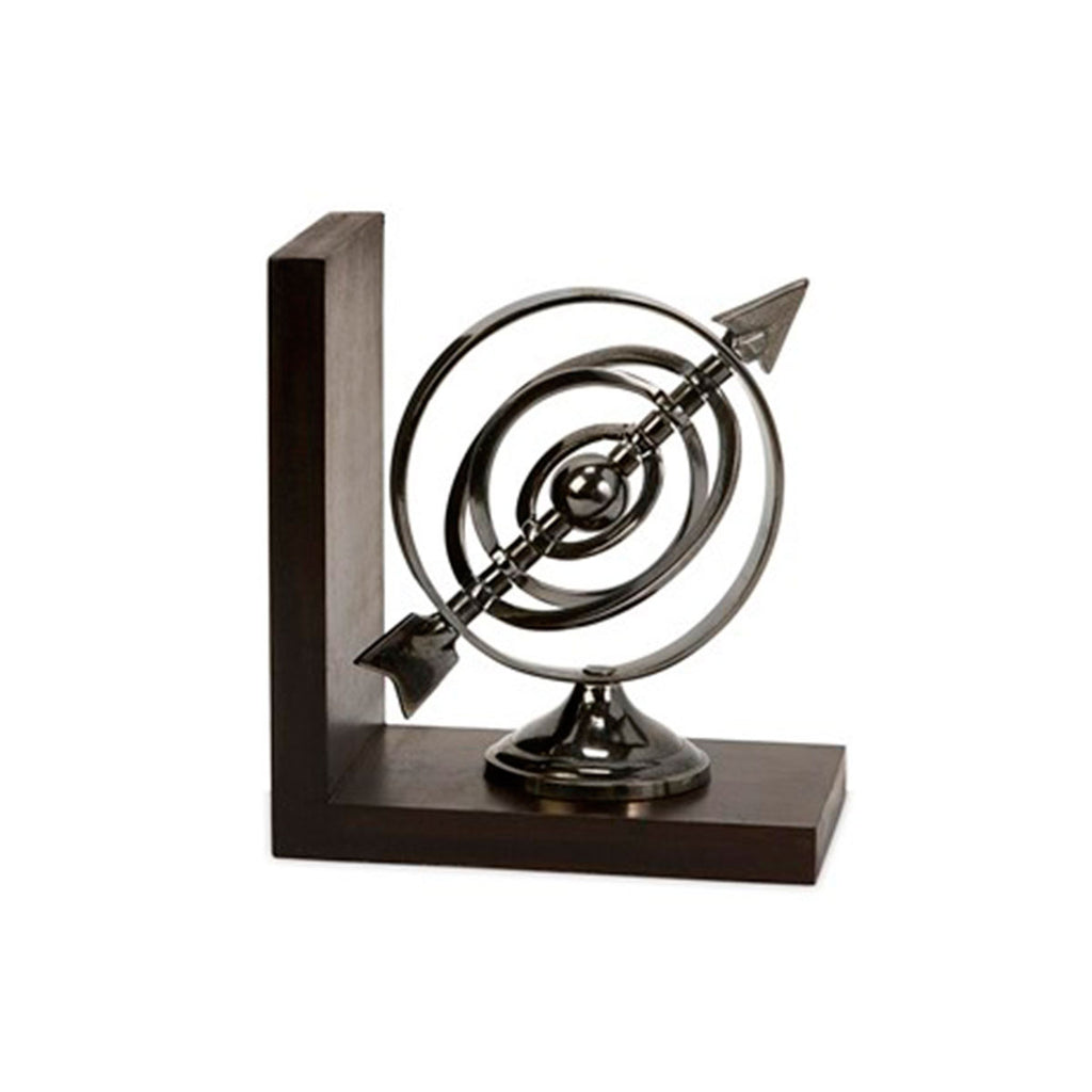 Calisto Armillary Bookend