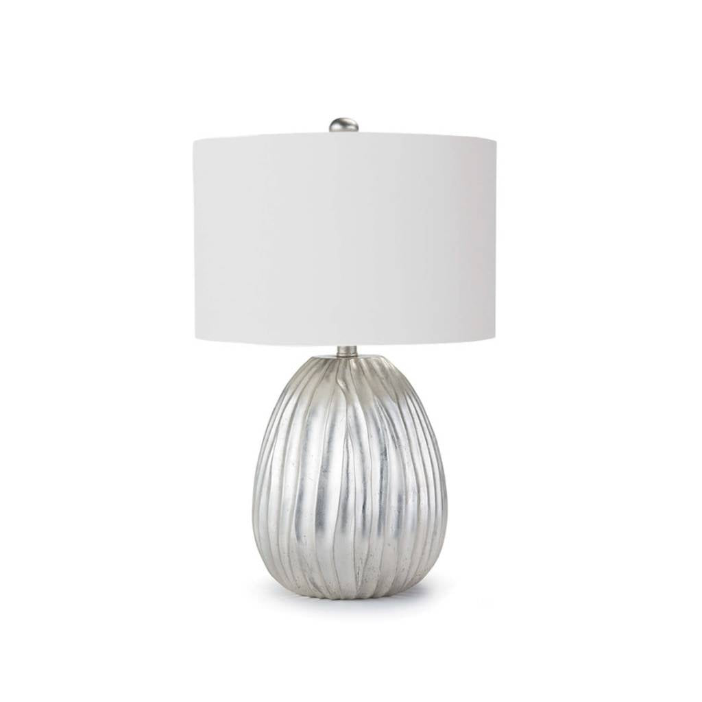 Dune table lamp ambered silver leaf artifice store dune table lamp ambered silver leaf aloadofball Gallery