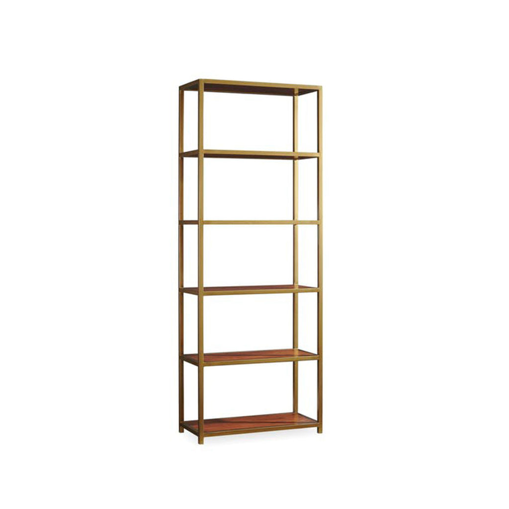NYPL Tall Metal Bookcase