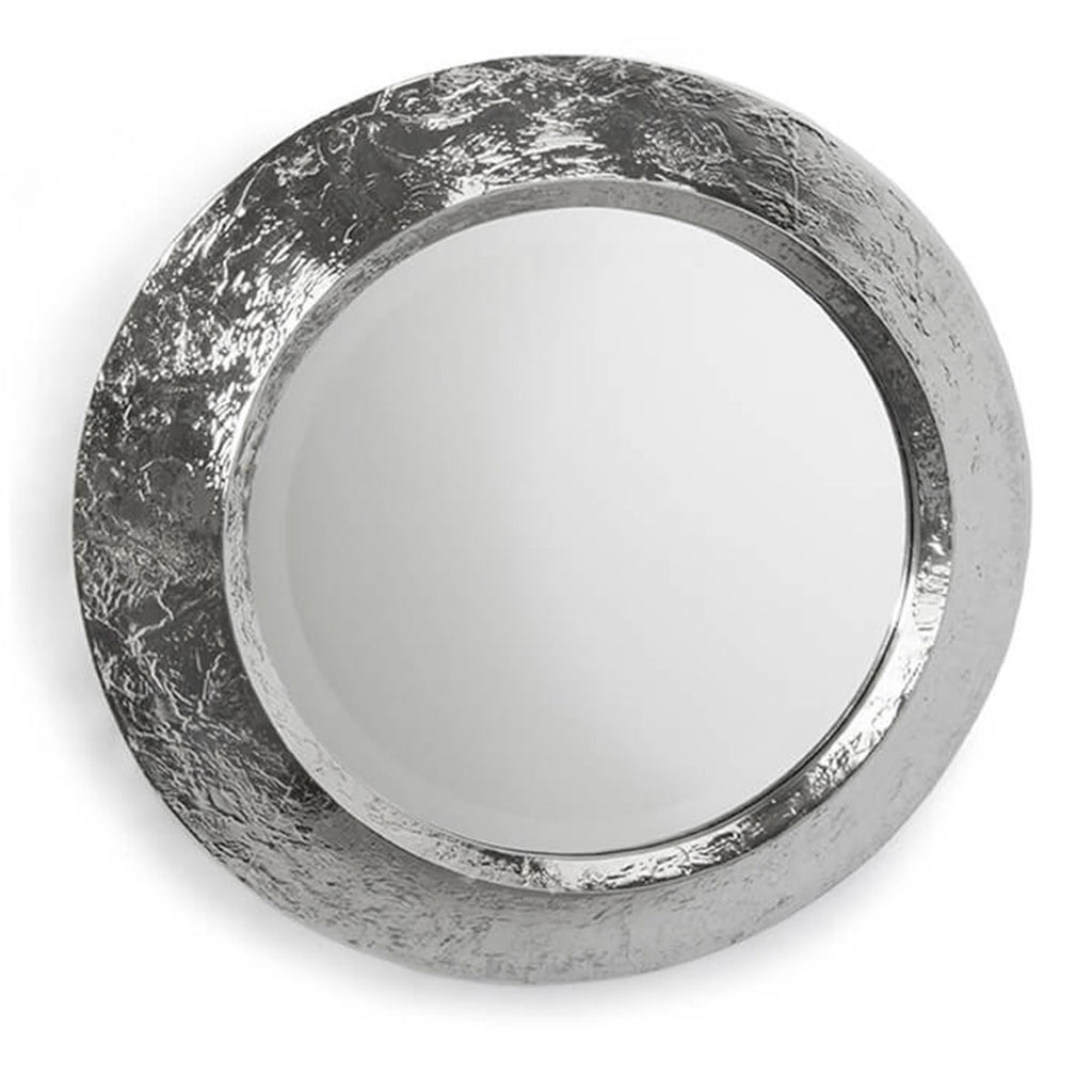 Round Nickel Convex Mirror