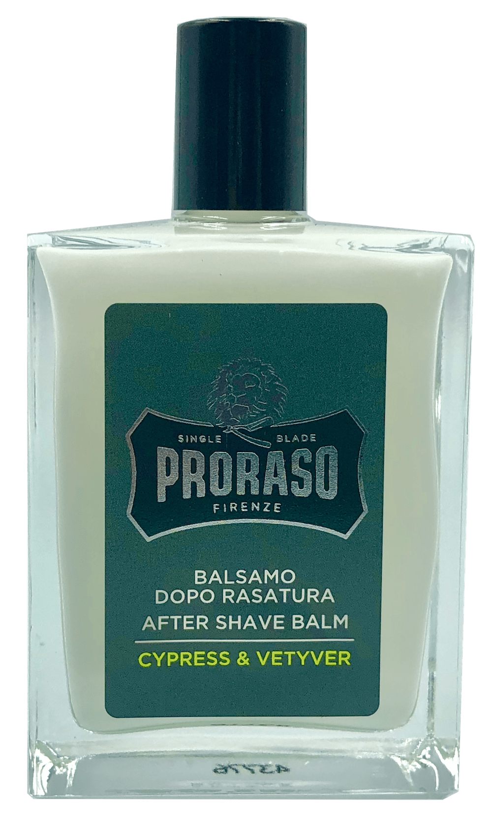 After Shave Balm (Cypress & Vetyver)