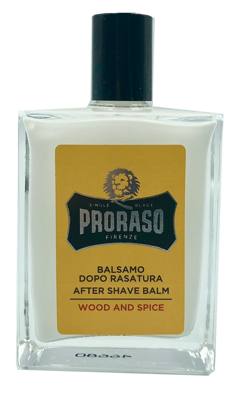 After Shave Balm (Wood & Spice) | S4 Supplies