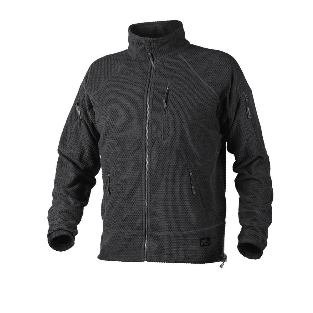 Alpha Tactical Grid Fleece Jacke