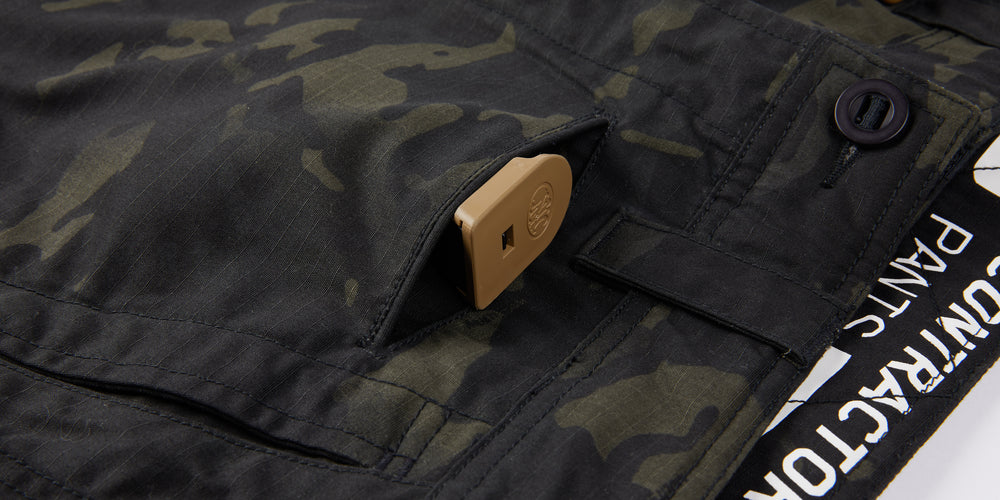 NEU! CONTRACTOR™ Hose MultiCam® Black | VIKTOS
