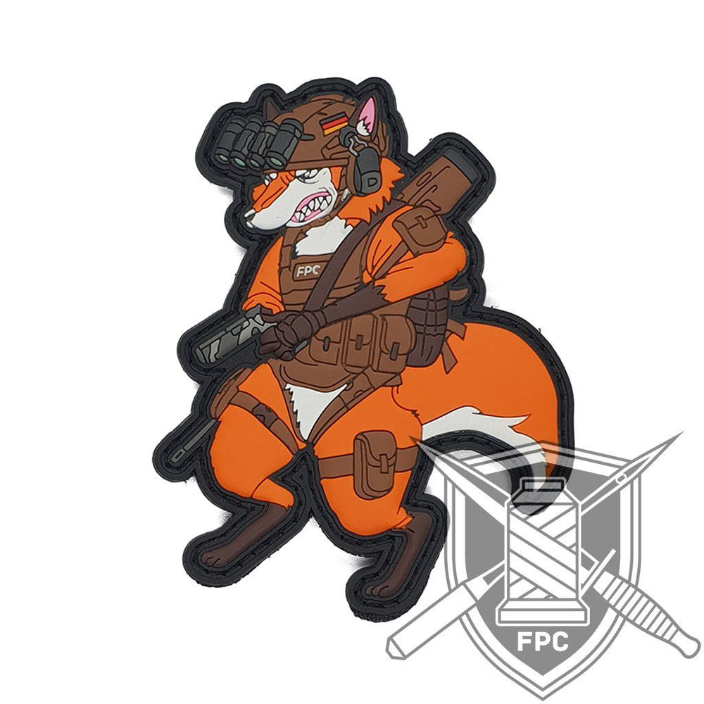 Foxtrott - Infantry Operator - Premium PVC Patch | Forward Patch Control
