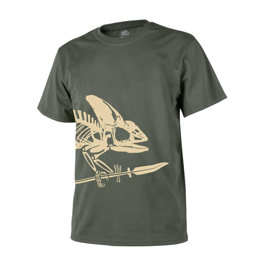 Full Body Skeleton Cameleon Skeleton T-Shirt (Gen 2)