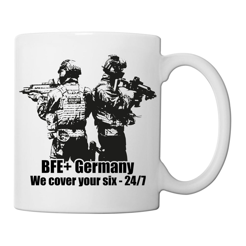 "Tasse BFE+ ""We Cover Your Six 24/7"""