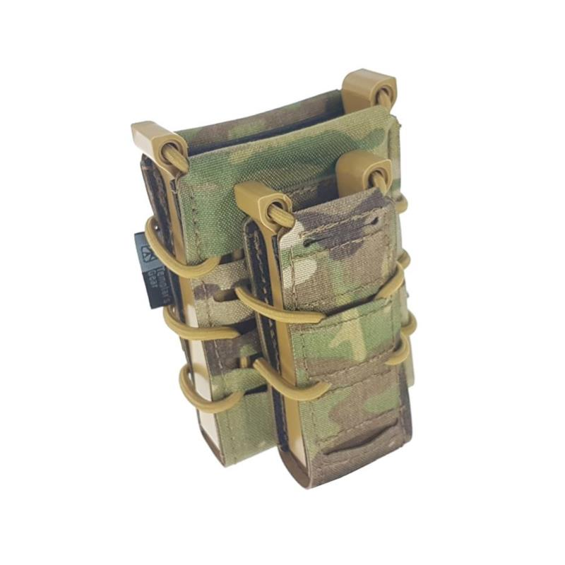 Multikaliber-Magazintasche-Rifle & Pistol Open Top | S4 Supplies