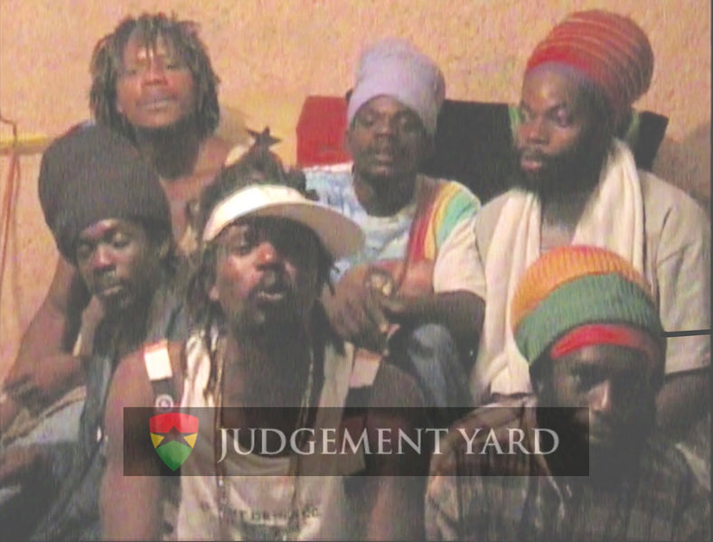 $PeciAL Me$$AGe From 🇯🇲 THE ORIGINAL JUDGEMENT YARD & CHOP CHOP (Live In Judgement Yard)