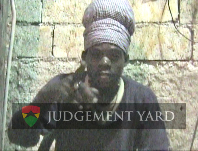 ONE on ONE with BOBO DAVID in JUDGEMENT YARD