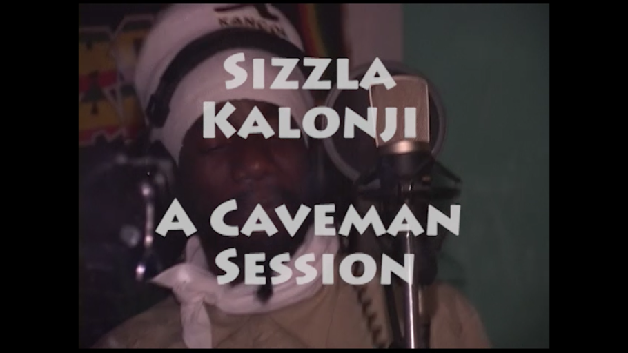 "Documentary Film Trailer For ""Sizzla Kalonji: A Caveman Session"" is Up"