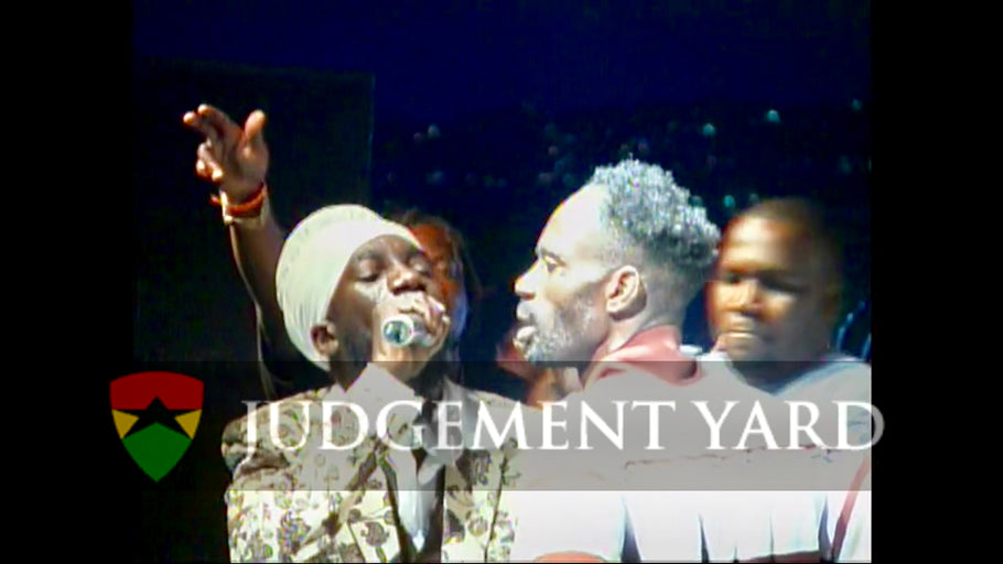 SIZZLA vs. NINJAMAN *Wickedest CLA$H of ALL TIME!!!* (Official Video) #free ninjaman