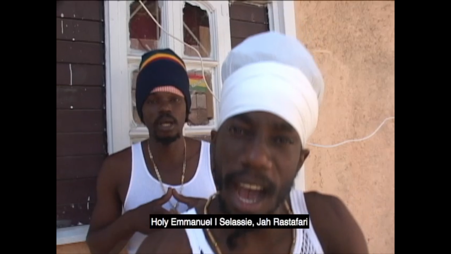 Sizzla and Shepherd Say a Prayer and Introduce Some Of The Faces of Judgement Yard