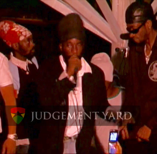 SIZZLA meets BOUNTY KILLER in JUDGEMENT YARD + Harry Toddler, Alozade, Ricky General & MORE
