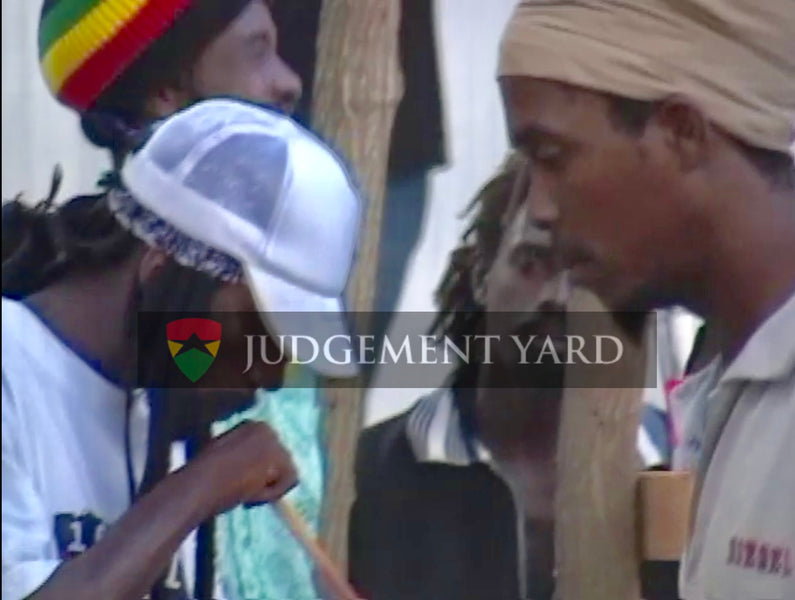 CONGO JUDAH Burning a HoTta 🔥 Live In Judgement Yard
