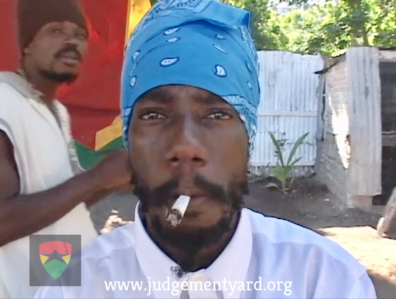What is 🇬🇭 JUDGEMENT YARD? 🇬🇭 - In SIZZLA'S Own Words #sizzla #judgementyard