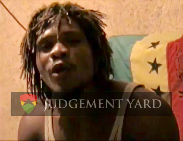 "DON'T DISS DADA *Interview w/ ""Part Two""- Warrior Who Beat Norris Man on Stage For Di$$ing Sizzla*"
