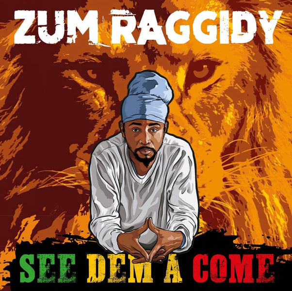"Original August Town Artiste Zum Raggidy Heats Up 2020 Again With His Second New Single of the Year, ""See Dem A Come"""