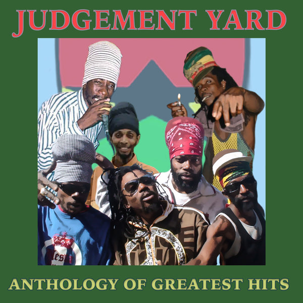 Now Available At Your Favorite Music Retailer- ''Judgement Yard - Anthology of Greatest Hits''
