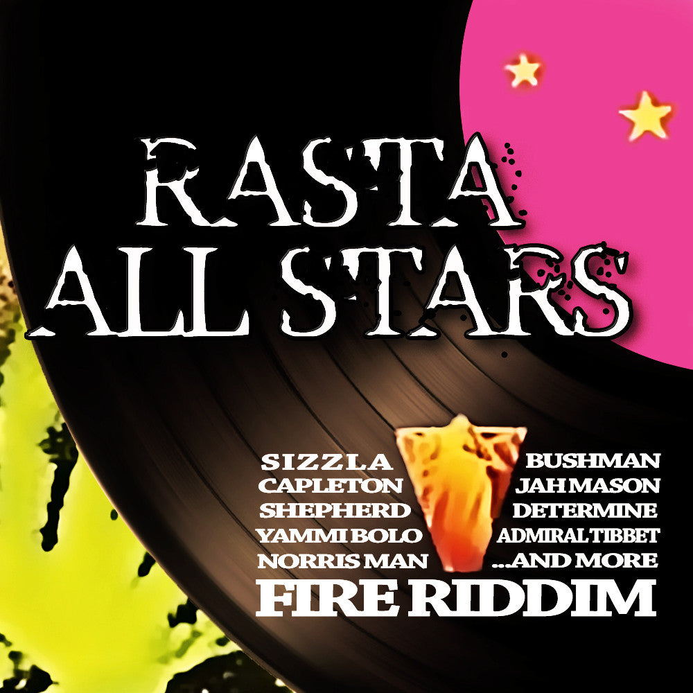 Rasta All Stars - Fire Riddim