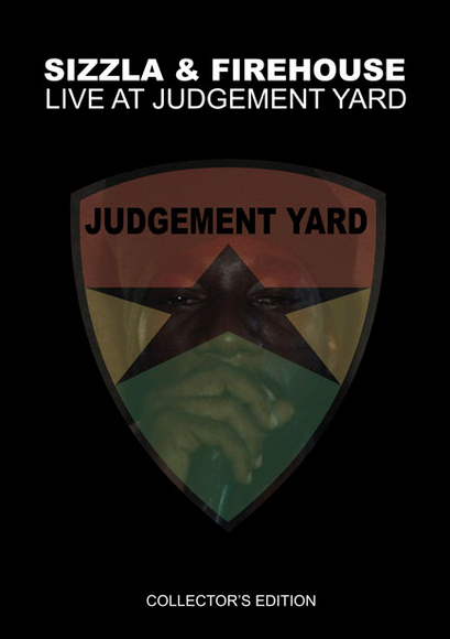 Sizzla & Firehouse Band Live In Judgement Yard (DVD)