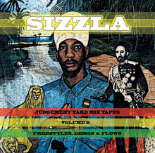 Sizzla Kalonji - Judgement Yard Mixtapes Volume 2 (Freestyles, Demos & Flows)