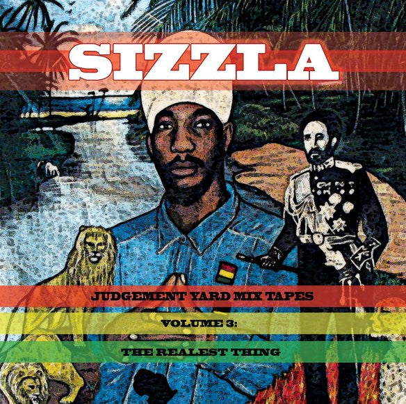 Sizzla Kalonji - Judgement Yard Mixtapes Volume 3 (The Realest Thing)