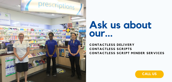 Contact us, Townsville Pharmacy, Nearest Pharmacy