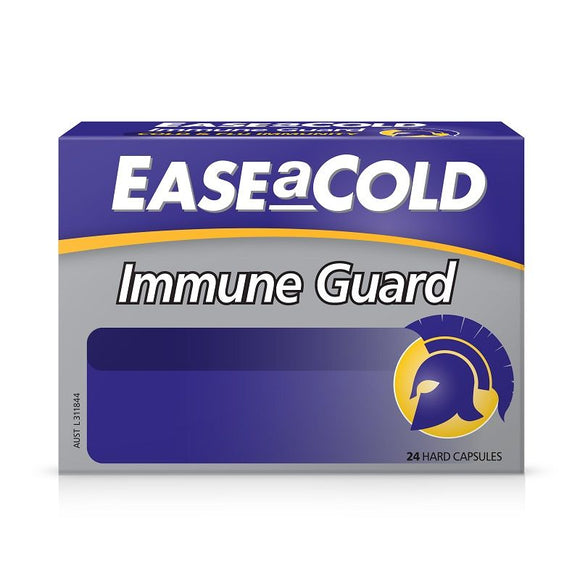 Ease A Cold Immune Guard Cap X 24