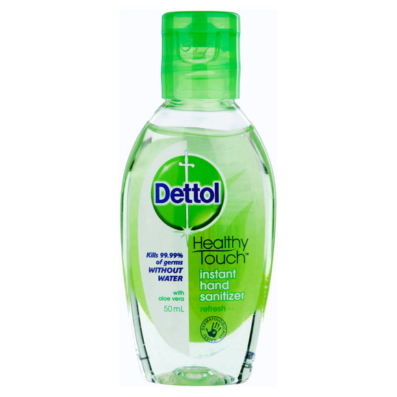 Dettol Instant Hand Sanitiser Refresh 50ml