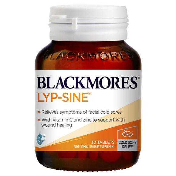 Blackmores Lyp-Sine 30 Tablets