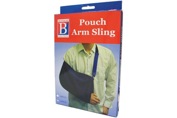 Bemed Arm Sling Bracing Support Strap Pouch Adult Size