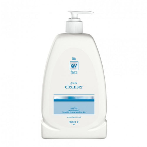 Ego QV Face Gentle Cleanser 500 ml