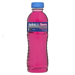 Hydralyte Sports Ready to Drink Berry 600ml