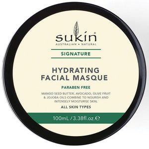 Sukin Hydrating Facial Masque 100ml